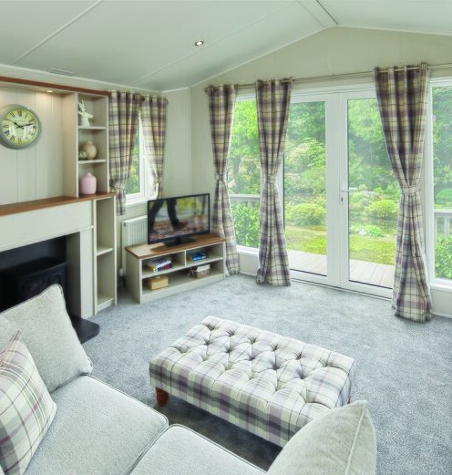 Arriving soon the Willerby Sheraton Lodge